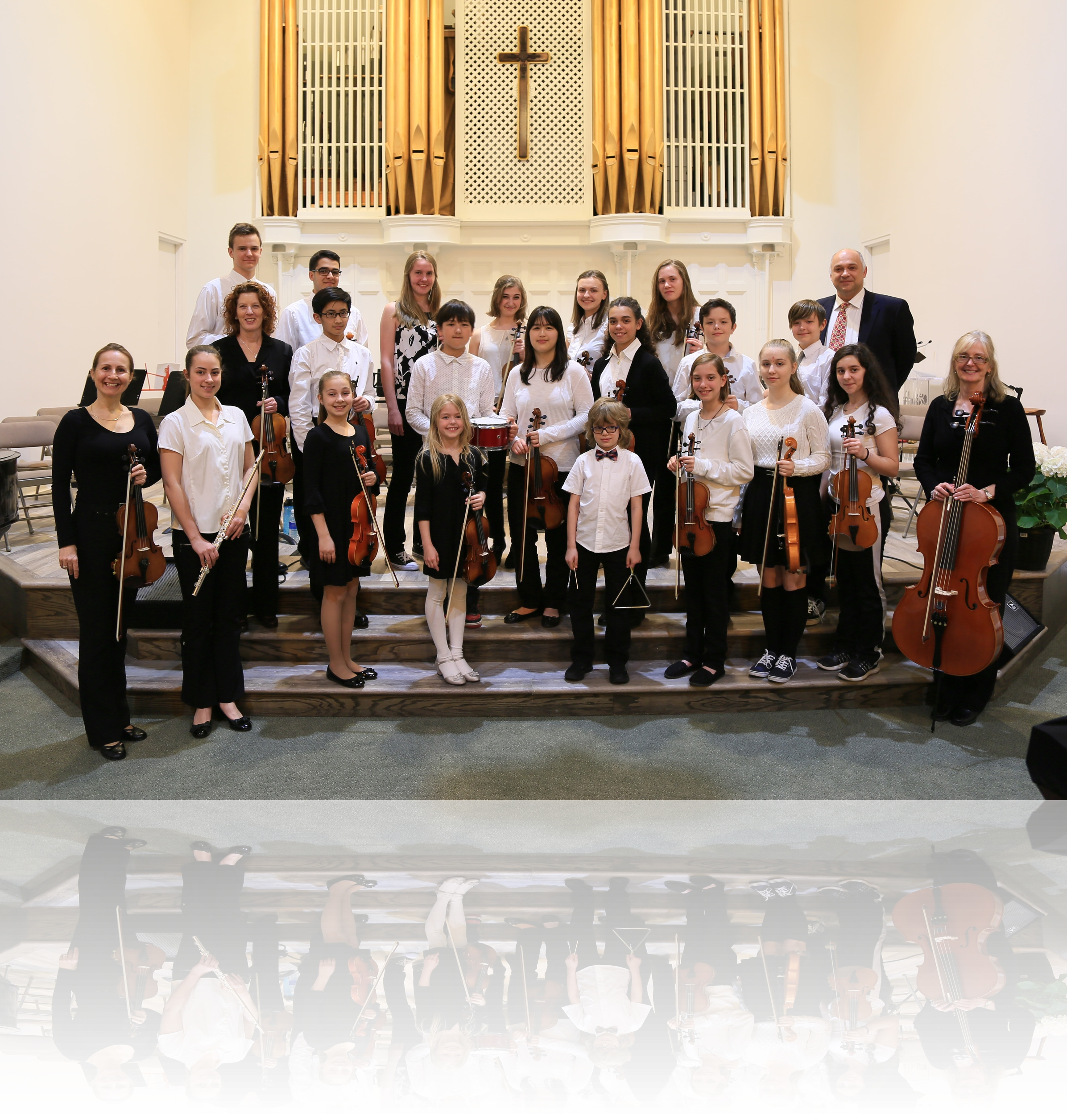 Cricet Chamber Orchestra